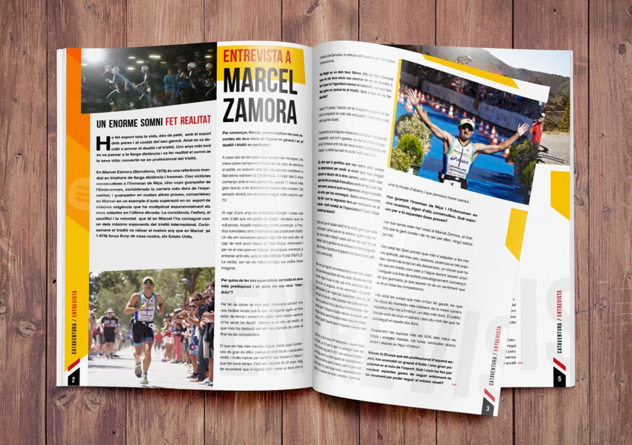 Catalunya Aventura revista