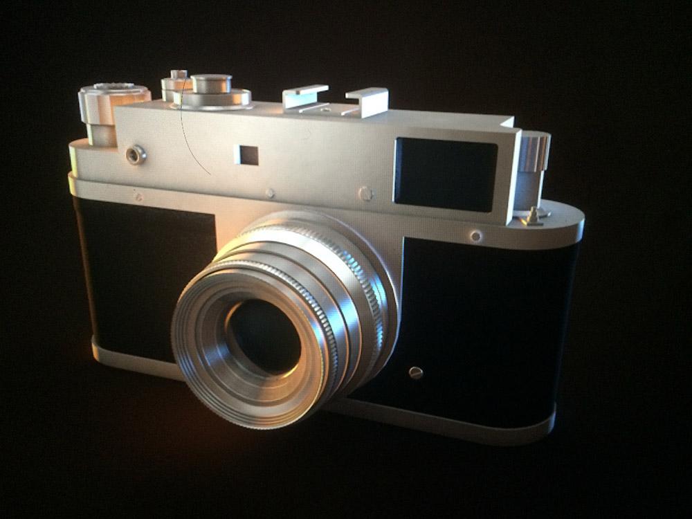 Camara 3D